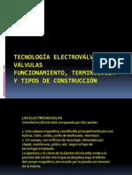 Tecnología Electroválvulas y Válvulas 12