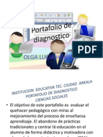 Portafolio de Diagnostico