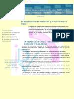 Artículo DANSET 1-1 Pautas Ante Inspecciones a Farmacias