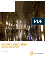 4Q2013 Global Debt Capital Markets Review