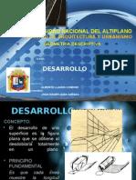 Desarrollo [Geometría Descriptiva]