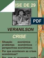 Contemporânea - A Crise de 29