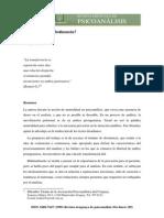 Scholnik, F. (1999). Neutralidad o Abstinencia.