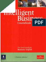 4017155 Intelligent Business PreIntermediate