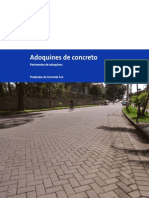 Catalogo Adoquines