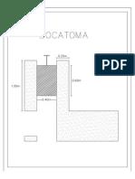 Bocatoma Model