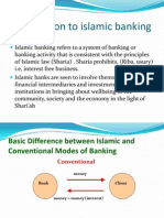 Islamic Banking of Principle