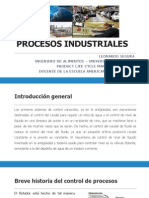 Procesos Industriales Clase 1
