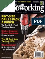 Popular Woodworking 2009-12 No. 180