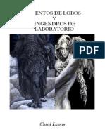 C.l- Cuentos de Lobos y Engendros de Laboratorio
