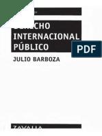 Barboza Julio - Derecho Internacional Publico