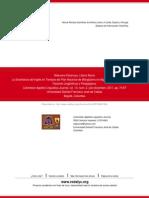 La Enseñanza Del Inglés en Tiempos Del Plan Nacional de Bilingüismo en Algunas Instituciones Pública