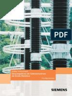Siemens Manual de Descargadores de Sobretension