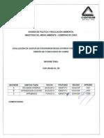 Analisis de La Norma de Emisiones de Fundiciones de Cobre