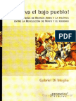 Viva el bajo pueblo. Di Meglio.pdf
