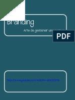 A. Conceptos Basicos de Branding