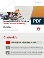 Huawei OTN_ODUk Solution