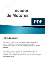 Arrancadores de Motor