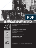 Journal Palestine Studies 40issue