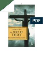 John Stott a Cruz de Cristo