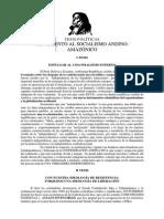 MASA Tesis Movimiento Al Socialismo Andino Amazonico