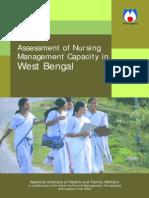 West Bengal Nursing Report