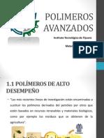 Polimeros Avanzados-Unidad 1