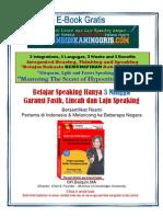 eBook Gratis Kursus ONLINE Inggris HEBOH MEMBOOM Di Indonesia