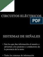 Circuitos Electricos de La Motocicleta