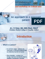 Approach to Poisoned Patient