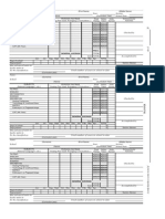 SECONDARY DepEd Form 137 Spreadsheet