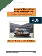 Guia Farmacoterapeutica. Ume Badajoz