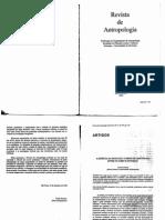 Overing a Estética Da Produção in Revista de Antropologia