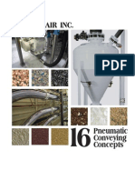 16 Pneumatic Conveying Concepts