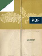 Carte Dendrologie