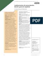 Información de Medicamentos de Prescripción