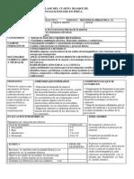 Planeaciones de Fsica 4bimestre 3-Efectos de Atracción y Repulsión Electrostáticas