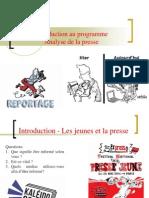 Introduction Au Programme