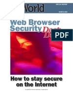 InfoWorld Web Browser Security Special Report