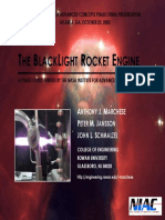 Black Light Rocket Engine