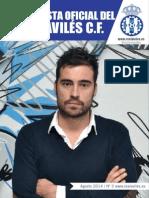 Revista Oficial Real Avilés. Número 3