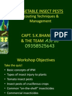 Garden Skb VEGETABLE INSECT PESTS Scouting Techniques & Management (2)