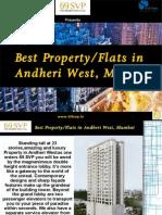 Best Property & Flats in Andheri West, Mumbai