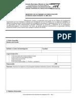Iihs Ficha de Monitoreo Investigacion 2012