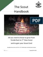 The Scout Handbook