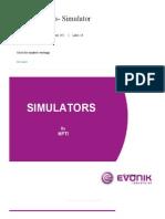 Best Practices- Simulator Training