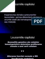 leucemii- gomoiu