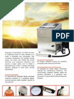 Willet-630 Technical Brochure
