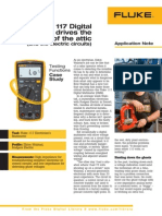 New Fluke 117 Dmm Drives the Ghosts Out of the Attic and the Electric Circuits