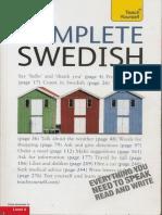 2 Complete Swedish Teachyourself
